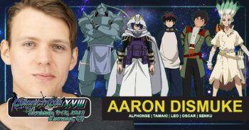 Aaron Dismuke