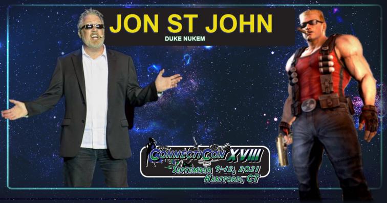 Jon St. John